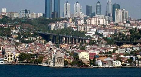 İstanbul'da kentsel dönüşüm bölgeleri belirleniyor!