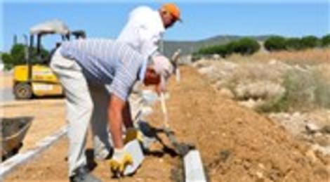 Aliağa Belediyesi Siteler Mahallesi'ni yeniden inşa ediyor!