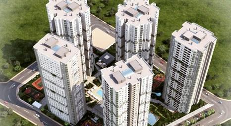 Samsun Towers'te yüzde 25 peşinata 60 ay sıfır faiz imkânı!