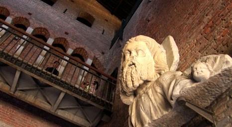 Milano Sforzesco Kalesi'nde Michelangelo Merisi da Caravaggio'nun resimleri bulundu!