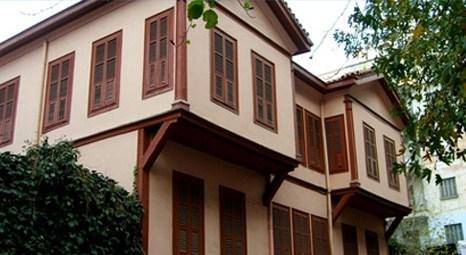 Atatürk'ün Selanik'teki evi onarım bahanesiyle kapatılamaz!