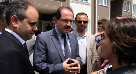 Samsun'daki TOKİ binaları güvenli çıktı!