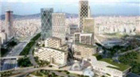 Emlak Konut GYO Ataşehir Finans Merkezi'ni ihaleye çıkardı!
