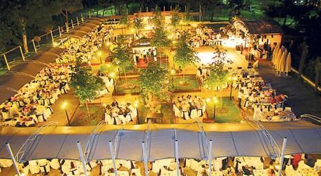 İstanbul Florya Sosyal Tesisleri, 2012'de 275 düğüne ev sahipliği yaptı!