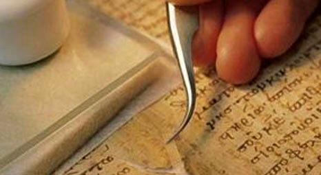 Arşimet'in elyazmaları 800 yıldır İstanbul'daydı!