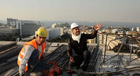 İzzet Yıldızhan'ın İzmir'de yaptırdığı Yıldızhan Otel'i açılıyor!