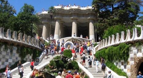 Barcelona Güell Parkı turistlere paralı olacak!
