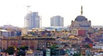Mihrimah Sultan Camisi'nin siluetini inşaatlar bozdu!