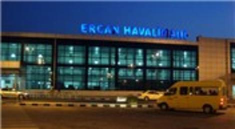 KKTC'deki Ercan Havalimanı yüzde yüz Türk malı oldu!