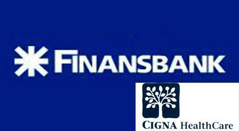 Finansbank, Cigna ile ortak oluyor!