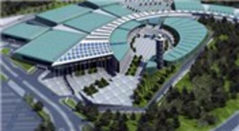 İzmir Gaziemir'deki yeni fuar alanı KİK'e takıldı!