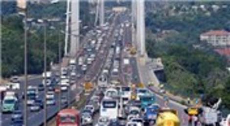 FSM Köprüsü'nde trafik çilesine alınan önlemler hemen uygulanacak!