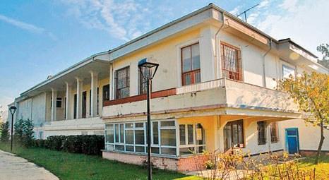 Sakarya'da TZDK yemekhanesi kültür evi ve sanat galerisi olacak!