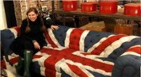 İngilizler bahçe ve davet dekorasyonunu yönlendiriyor!