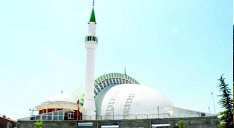 Kütahya Mekke Camii'nde 2 bin kişi ibadet edecek!
