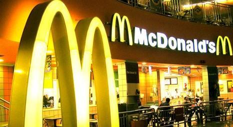 McDonald's 2012 sonuna kadar Türkiye'de 35 şube açacak!