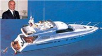 Hayati Kamhi'nin Bebek'teki teknesi satılığa çıktı!