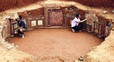 Çin'in antik mezar müze kenti Luoyang, turistlerin de ilgisini çekiyor!