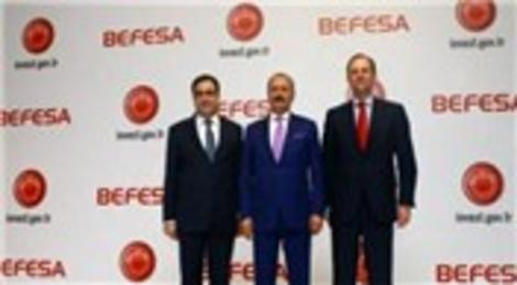 Befesa, 500 bin ton çelik tozunun dönüşümü için Adana ve İzmir'de tesis kuruyor!