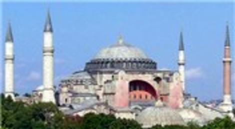 Ayasofya Camii, Lonely Planet'e göre dünyanın en güzel 10 binasından biri!