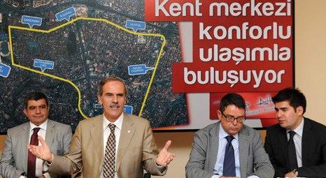 Bursa'nın çehresi tramvay projeleriyle değişecek!