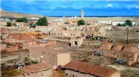 Harran'daki tarihi kalıntılar restore edilecek!