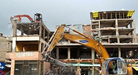 Riskli binaların tespiti için 4 kuruma lisans verildi!