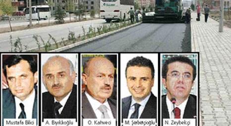 AK Partili vekiller her kente tek bir belediye başkanı istiyor!