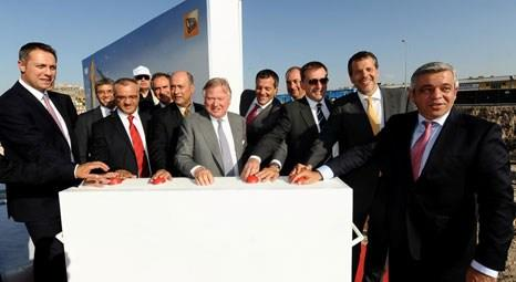 JCB'nin ilk LEED Gold sertifikalı binasının temeli Ankara'da açıldı!