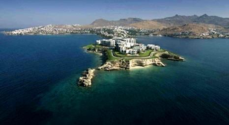 Aydıner Grup, Xanadu Island'la dünya jetsetini Bodrum'a getirdi!