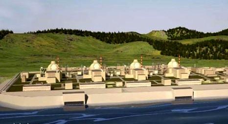 Mersin'de kurulacak olan Akkuyu Nükleer Santrali 3 boyutlu tasarım haline geldi!