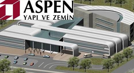 Aspen, Afyon Şuhut Devlet Hastanesi'nde ilk sismik asma tavanı uygulayacak!