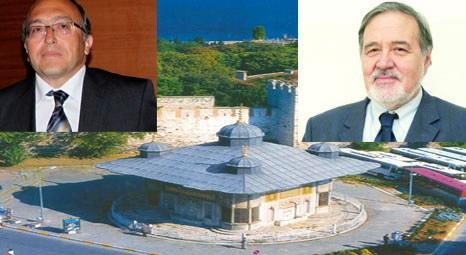 İlber Ortaylı, Topkapı Sarayı Müzesi Başkanlığı'nı Haluk Dursun'a devretti!