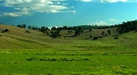 Tapu ve Kadastro Genel Müdürlüğü atıl arazileri değerlendiriyor!