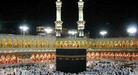 Kâbe dünyanın merkezine inşa edilmiş!