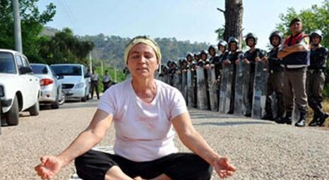 Antalya Çıralı'da orman içi dinlenme yeri kiralaması kararı durduruldu!