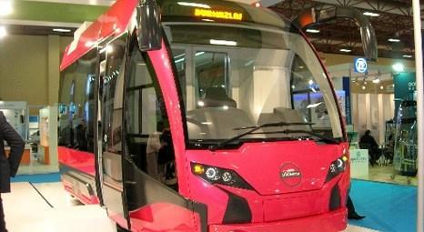 Bursa'da Kent Meydanı Heykel Hattı tramvayında İpekböceği görev yapacak!