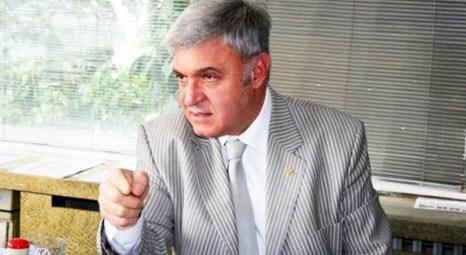 Ahmet Vefik Alp, Avrupa Gayrimenkul Ödülü'nü aldı!