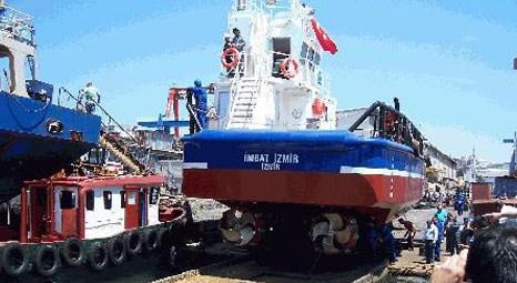 Yüzülebilir Büyük Körfez Projesi için Meltem İzmir ve İmbat İzmir gemileri işe koyuldu!