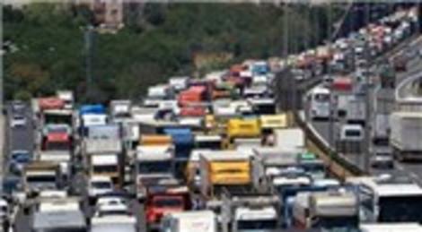 Fatih Sultan Mehmet Köprüsü'nde 4 şerit trafiğe açıldı!
