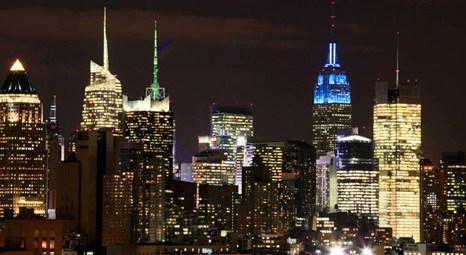 New York'taki Empire State Building 11 Ağustos'ta Türk bayrağının renklerine bürünecek!