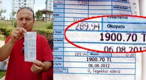 Gebze TOKİ Konutları sakinleri elektrik faturası mağduru oldu!