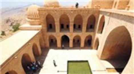 Mardin'de UNESCO Dünya Mirası Listesi'ne girebilmek için Mardin Evleri yapılıyor!