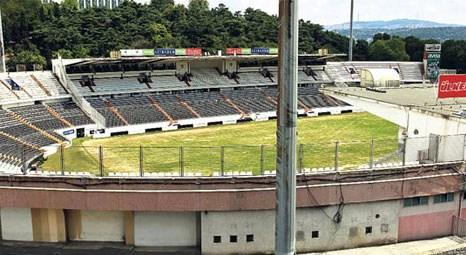 TT Arena'ya göz koyan Beşiktaş, İnönü Stadı'nı bakımsız bıraktı!