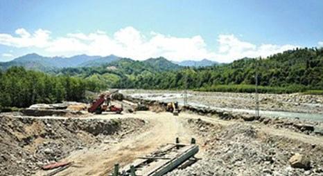 Karadeniz Bölgesi'ndeki hidroelektrik santrali sayısı 516'ya çıkarılacak!