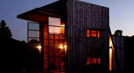 Yeni Zelenda'daki taşınabilir evler tatilcilerin ilgisini çekiyor!