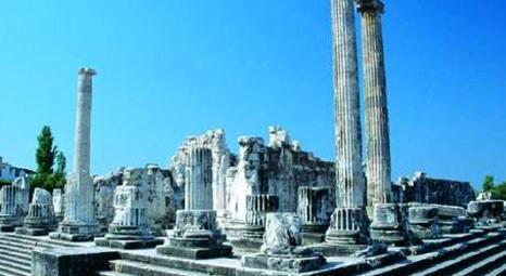 Didim Apollon Tapınağı'ndaki restorasyon çalışmaları iptal edildi!