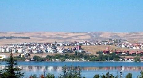 Ankara Gölbaşı'nda icradan satılık 4 arsa! 980 bin lira!