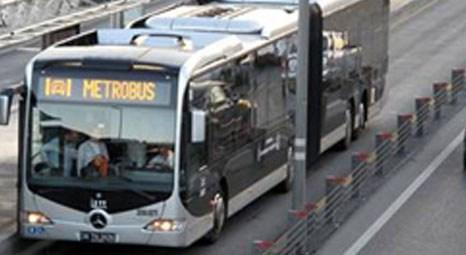 Mecidiyeköy metrobüs durağı bugünden itibaren 15 gün kullanıma kapatıldı!