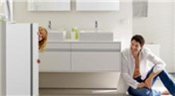 Duravit'in 2nd floor ve Ketho banyo serileri aileler için!